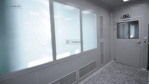 GMP-clean-room-laboratory-door