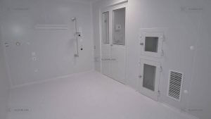 clean-room-doors-combined-with-pass-through-boxes