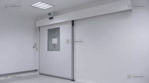 clean-room-sliding-door