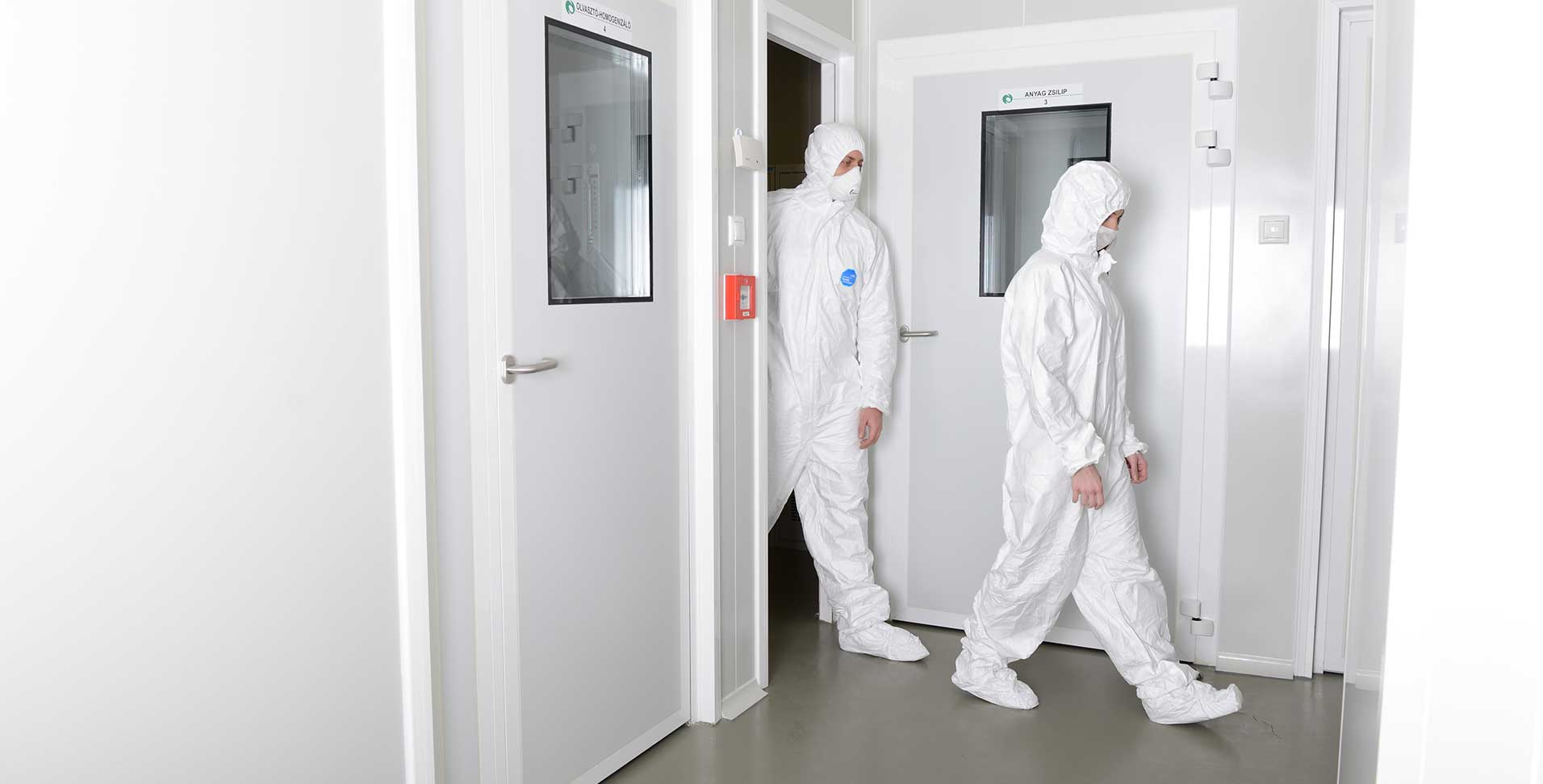 The Ultimate Guide To Proper Gowning In a Clean Room